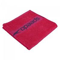 [해외]SPEEDO Border Towel Pink / Grey