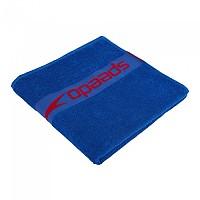 [해외]SPEEDO Border Towel Blue / Red