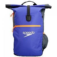 [해외]SPEEDO Team Rucksack III 30L Oxid Grey / Ultramarine