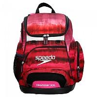 [해외]SPEEDO Teamster Rucksack 35L Tie Dye Pink