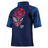[해외]SPEEDO Marvel Spiderman Navy / Lava Red / Neon Blue