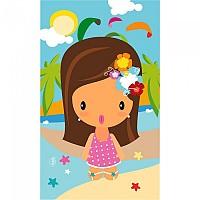 [해외]STT SPORT Crazy Towel Beach Girl Terry Loop Multicolour