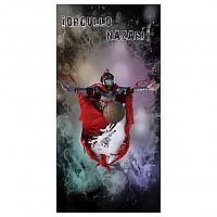 [해외]STT SPORT Crazy Towel Nazari Compact Black