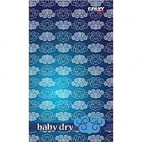 [해외]STT SPORT Crazy Towel Baby Dry Blue Compact Blue