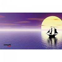 [해외]STT SPORT Crazy Towel Pirate Ship Compact Purple / Blue