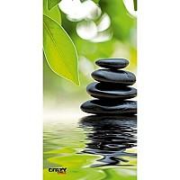 [해외]STT SPORT Crazy Towel Relax Compact Green / Black