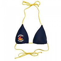 [해외]슈퍼드라이 Waverider Bikini Top Dark Navy