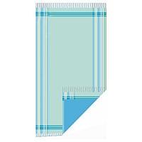[해외]TARRAGO Double Stripes Kikoy Blue