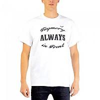 [해외]TAYMORY P10-01 Short Sleeve Always In Front Man White