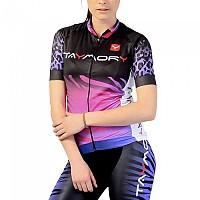 [해외]TAYMORY B200 Short Sleeve Wild Collection Woman Black / Pink / Purple