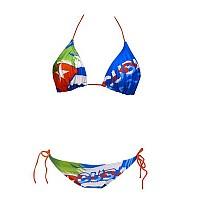 [해외]TURBO Cuba Triangle Multicolor