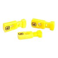 [해외]ZEROD Lace Lockers Yellow