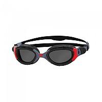 [해외]ZOGGS Predator Flex Polarized Black / Red / Smoke