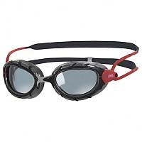 [해외]ZOGGS Predator Smoke Polarized Black / Red