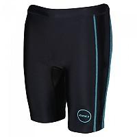 [해외]ZONE3 Activate Shorts Black / Turquoise