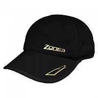[해외]ZONE3 Lightweight Baseball Cap Black / Gold
