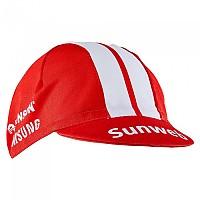 [해외]크래프트 Team Sunweb Bike Cap Sunweb Red