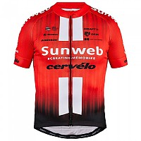 [해외]크래프트 Team Sunweb Replica SS Jersey Red