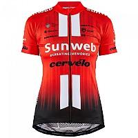 [해외]크래프트 Team Sunweb Replica Jersey Red