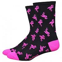 [해외]DEFEET Aireator 5´´ Flock Off Flamingo