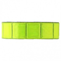 [해외]ELTIN Reflective Band Velcro Yellow