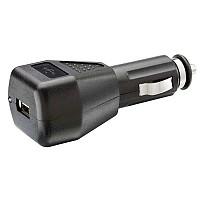 [해외]LED LENSER Car Charger Type 1 Black