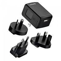 [해외]LEZYNE International He 2A USB Charging Kit-All 리자인 Led 5V 2A Black