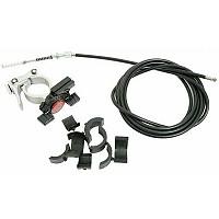 [해외]MASSI Home Trainer Kit Lever/Cable Regulator C Black
