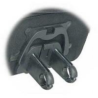 [해외]MASSI Handlebar Bag Clamp Black