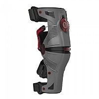 [해외]MOBIUS X8 Orthopedic Kneepads Grey / Crimson