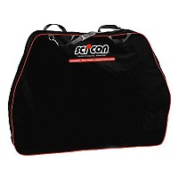 [해외]SCI-CON Bike Bag Travel Basic Black