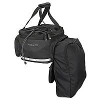 [해외]XLC Carrier Bag More BA S64 For XLC System Luggage Carrier / Black / Anthracite