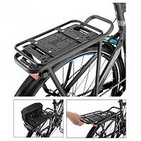 [해외]XLC Carry More Baggage Holder Set Black