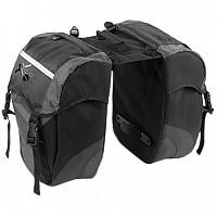[해외]XLC Double Bag Carry More 30L Black / Anthracite