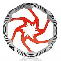 [해외]XLC Brake Disc BR X58 Silver / Red