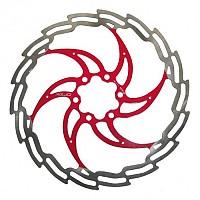 [해외]XLC Brake Disc Silver / Red