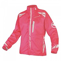 [해외]ENDURA Luminite Jacket 4 In 1 Hiviz Pink