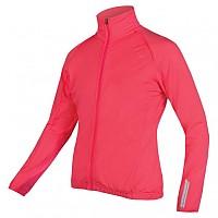 [해외]ENDURA Wms Roubaix Jacket Hi Vis Pink