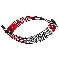 [해외]FULCRUM Kit Adhesives RMZ Red / Black