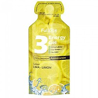 [해외]FULLGAS Energy Gel 40gr 24 Units Lime / Lemon