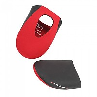 [해외]HUUB Toe Cover Black / Red