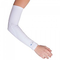 [해외]iQ-Company UV 300 Arm Sleeve White