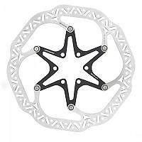 [해외]JAGWIRE Pro LR1 Lightweight Disc Brake Rotor 6 Bolts Silver