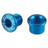[해외]KCNC Chainring Bolt Spb0014 Road 5 Pieces Blue