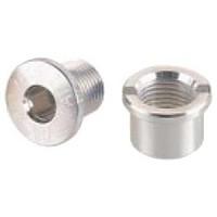 [해외]KCNC Chainring Bolt Spb0014 Road 5 Pieces Silver