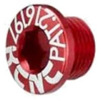 [해외]KCNC Kcncchainring Bolt For MTB 4 Pieces Red