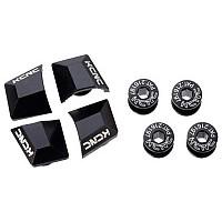 [해외]KCNC Chainring Bolt Kit XTR Black