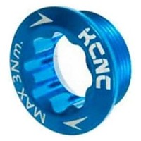 [해외]KCNC Crank Left 시마노 Arm Bolt Blue