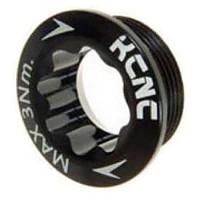 [해외]KCNC Crank Left 시마노 Arm Bolt Black
