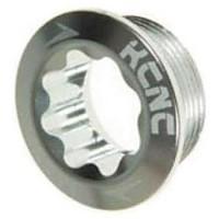 [해외]KCNC Crank Left 시마노 Arm Bolt Silver